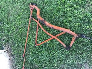 1945 Allis Chalmers B Tractor Ac Steering Assembly