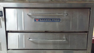 Bakers Pride 151 Single Convection Flo Pizza Oven