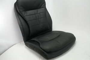 Onespace Leather Executive Pillow Top Chair Padded Armrests Office Desk Seat