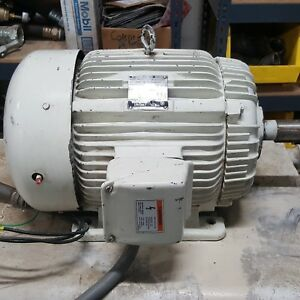 Westinghouse Electric Motor 20 Hp
