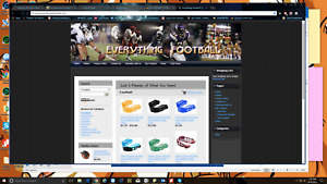 Football Kick Off Special Nfl High Profit Affiliate Website Free Amazon google
