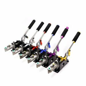 New Racing Hydraulic Drift Aluminum Handbrake Silver Red Blue Purple Black Gold