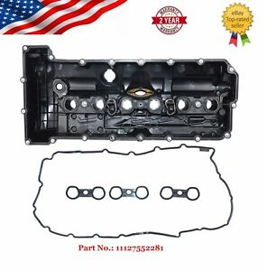 Engine Valve Cover Kit 11127552281 For Bmw 128i 328i 528i X3 X5 Z4 E82 E90 E70