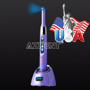 Woodpecker Dental Wireless Curing Light I Led 1 Second Curing Lamp 2300mw cm2 Us