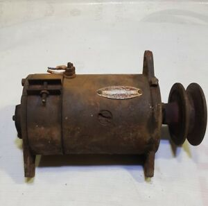 International Farmall Super M M H Super H Delco Remy Generator Pulley 1100501
