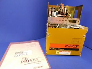 New In Box Reliance Electric Flexpak Plus V s 14c107 1 5 Hp Dc Drive
