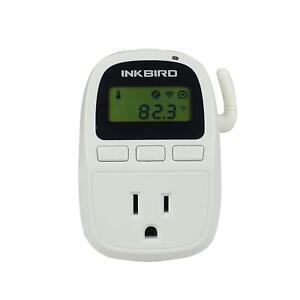 Inkbird C919 Wi fi Digital Smart 110v 1500w Temperature Controller Ios