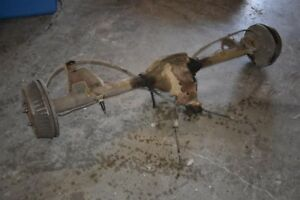 1993 1997 Chevy Camaro Rear Axle Drum Assembly 93 97