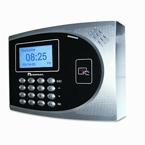 Acroprint Time Recorder Timeqplus Proximity Time And Attendance System
