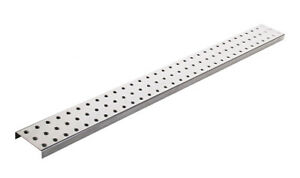 Alligator Board Stainless Steel Strip With Flange