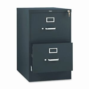 Hon 510 Series 2 drawer Vertical Filing Cabinet
