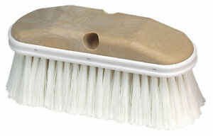 Styrene Vehicle Wash Brush With Polystyrene Bristles Set Of 12