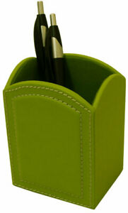 Dacasso Pencil Cup Lime Green