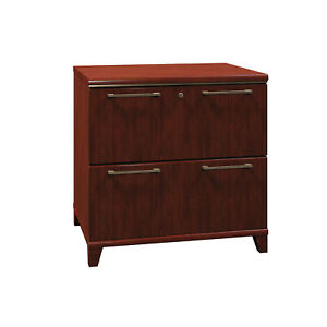 Bush Business Furniture Enterprise 2 drawer Lateral Filing Cabinet