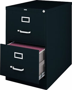 Latitude Run Holbrook 2 drawer Commercial Legal Size File Cabinet