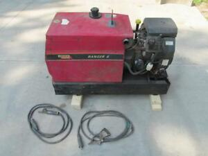 Lincoln Electric Ranger 8 Portable Gas Welder Generator 115 230v 225 Amp 8 000w