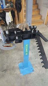 Woodfab Tubing Bender And Stand With Dies