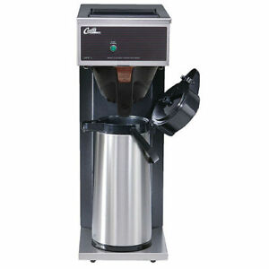 Curtis Pourover Airpot Coffee Brewer new