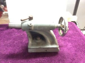 Atlas Craftsman 10 Lathe 10d 6 Tailstock Assembly In Good Conditiond