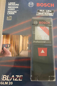 Bosch Glm 20 Compact Laser Measuring Tool