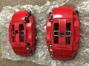 Porsche 993 964 Stop Tech Brake Calipers Front Left And Right