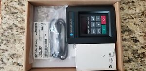 Allen Bradley Remote Keypad 160 p2 Ser a Programming Adapter And Cable Included
