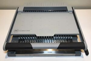Gbc Combbind C500 Combination Hole Punch binder Plastic Comb wire