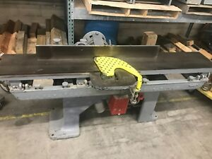 12 Planer jointer 5hp Heavy Jointer Table