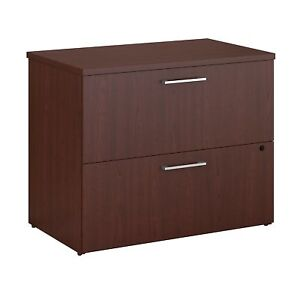 Bush Business Furniture 300 Series 2 drawer Lateral Filing Cabinet