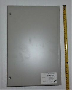 Space Age Electronics Ym9051 Metal Enclosure With Cover New In Package