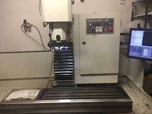 Tormach Cnc 1000 Mill W lathe 4th Axis Wired Power Drawbar