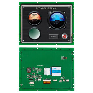 10 4 Intelligent Tft Lcd Stone Display Module Like Effect With Controller Board