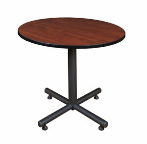 Symple Stuff Marin 36 Round Breakroom Table