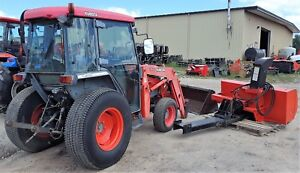 Genuine Kubota 1999 L3710 L3710hstc Tractor Loader La681 Snow Blower