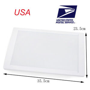 Dental Medical X ray Light Box Xray Film Illuminator Panel 11 8 5 View Area
