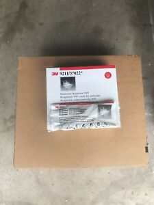 3m 9211 37022 Particulate Respirators N95 Case Of 12 120 Respirators New