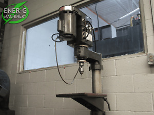 Dumore Series 24 Automatic Drill Press