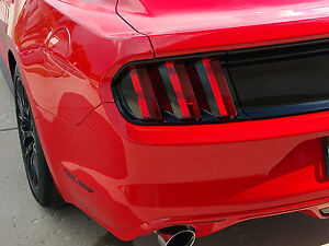 2017 Ford Mustang Taillight Accent Decals Stickers Graphics Vinyl 2015 2016