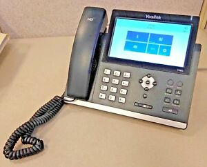 Yealink Sip t48g T48g Skype Ip Office Telephone Poe Tested Free Shipping