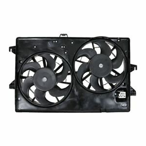 Ford Contour 98 00 Ac Condenser Radiator Cooling Fan Assembly Fo3115115