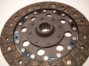 Ford 1720 Shibaura D23f D28f 14 Spline Pto Tractor Clutch Disc