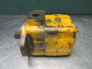 Vickers 25v21a 69b Hydraulic Single Vane Pump 1 3 16 Shaft 21 Gpm
