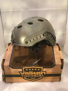 New Valken Tactical ATH Airsoft Paintball Scenario Helmet - ATH. Olive