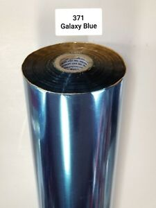 Hot Stamping Foil 24 X 1000 Mcm 371 Galaxy Blue From Propi Usa