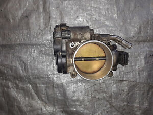 2003 2005 Jaguar S type R Throttle Body Assembly Xjr Supercharged 4 2l V8 Oem