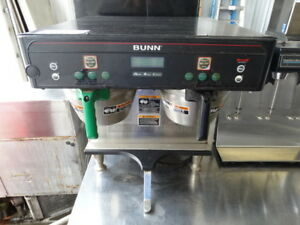 Bunn Icb Twin Low Profile Infusion Dual Commercial Airpot Coffee Brewer
