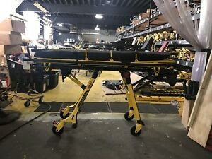 Stryker M1 Ambulance Stretcher Cot With Track Mount 6100 Free Ship 3513