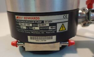 Edwards Turbomolecular Pump Ext250h