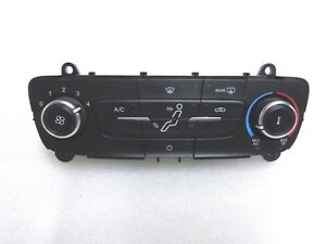2015 2016 2017 Ford Focus Heater Ac Temperature Control F1et 19980 Jj Oem 46c