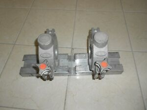 Central Electrofusion Pipe Clamp Mcelroy Pipe Fusion Hpde Pipe